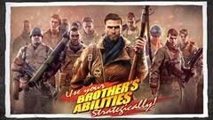الواجهة الرئيسية للعبة Brothers in Arms® 3 لأبل أيفون وأيباد وأيبود