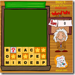 Word Wiz - An educational word making game for kids