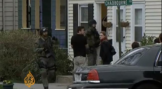 Συνελήφθη και ο δεύτερος ύποπτος της βομβιστικής επίθεσης της Βοστώνης (video)