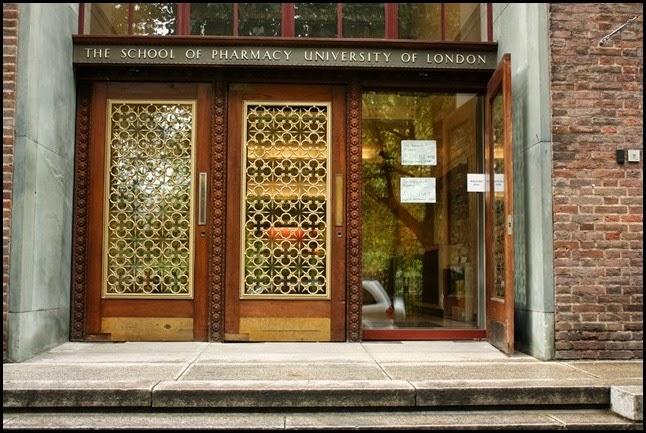 Art Deco UCL School of Pharmacy