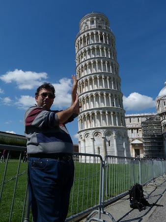 Obiective turistice Italia: Turnul din Pisa