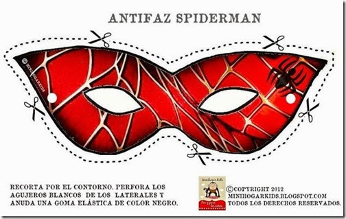 ANTIFAZ SPIDERMAN 1