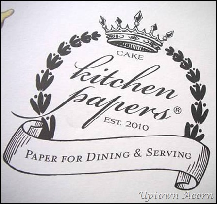 Kitchen Papers, Yu0027all!