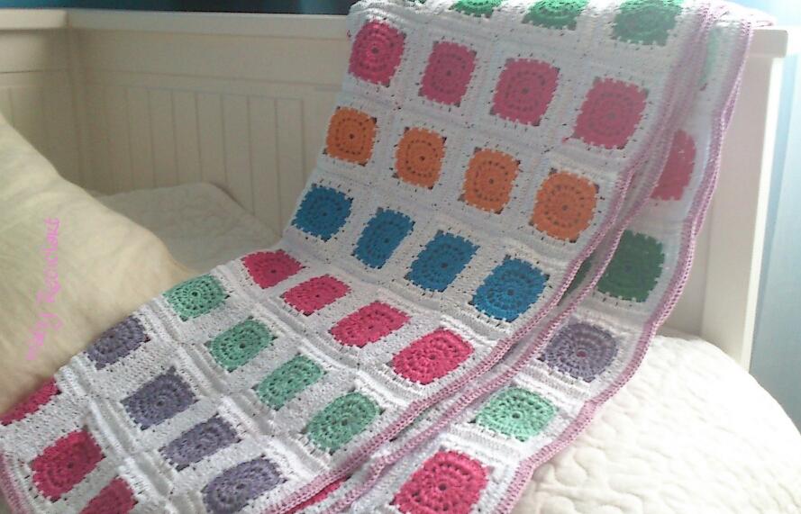 Baby reciclart mayo 2013 - Como hacer colcha de ganchillo ...