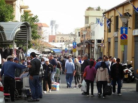 11. Zona pietonala Jaffa.JPG