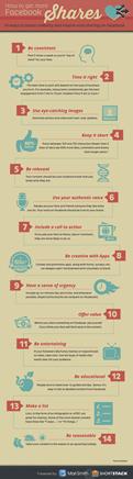 Marie Smith 14種方法讓更多的粉絲分享你的貼文