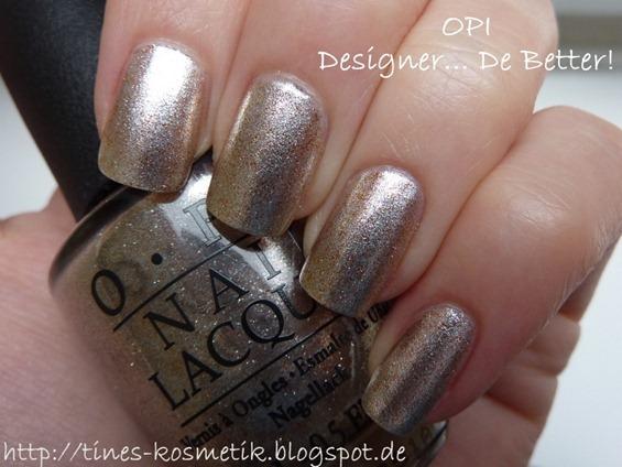 OPI Designer De Better 3