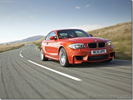 BMW 1-Series M Coupe UK Version1