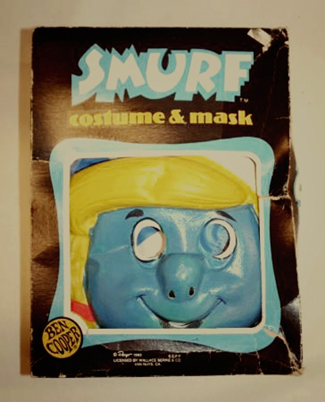 Smurfs (Smurfette) Costume