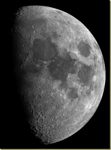 28 March 2015 Moon