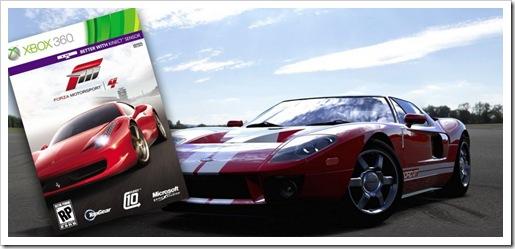 Forza Motorsport 4 esce oggi xbox360
