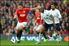 Tottenham Hotspur vs Manchester United