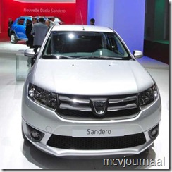 Dacia stand Parijs 2012 17