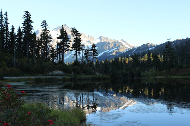 Sept/Oct 2012 - 1st Place / Reflection Lake / Credit: Mandy Mckenzie