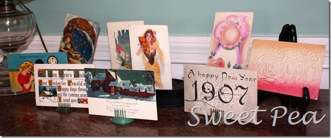 Vintage New Year Cards3