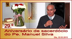 29.o Aniv. sacerdocio Pe. M. Silva