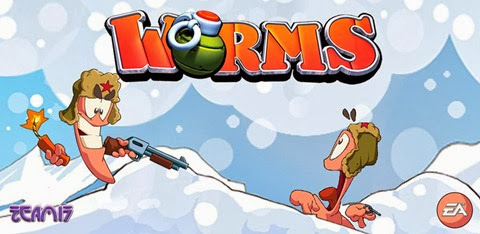 download-game-worms-for-android