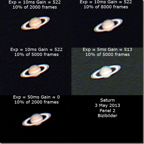 Saturn 3 May 2013 set 2