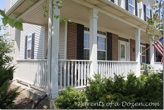 2012-07-05 Porch Railing 2012-07-05 016
