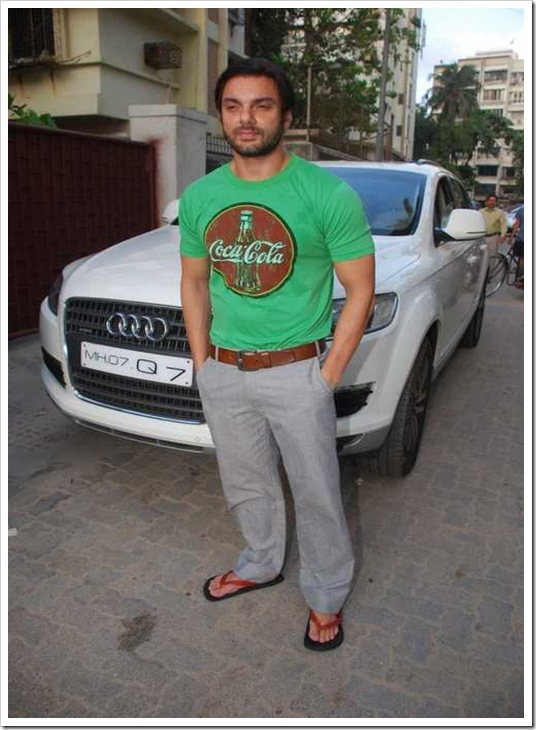 sohail khan latest pics
