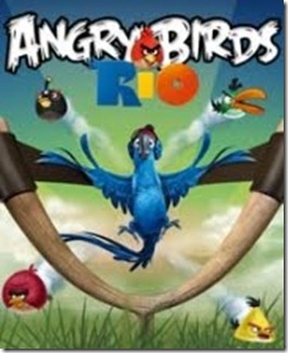 Angry Bird Rio Full Version