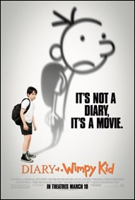 Diary of a Wimpy Kid - poster