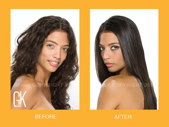 Global Keratin Hair Taming Treatments - GKhair