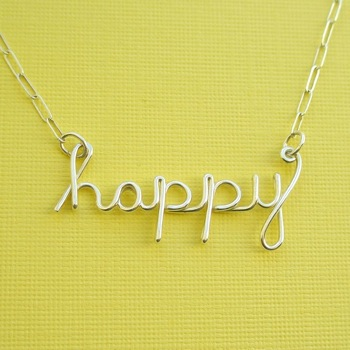 HappyNecklace