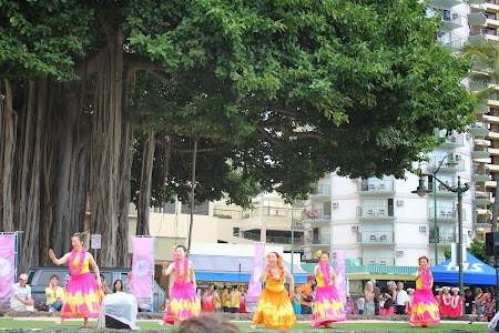 Ghid de calatorie in Hawaii: Hula Show