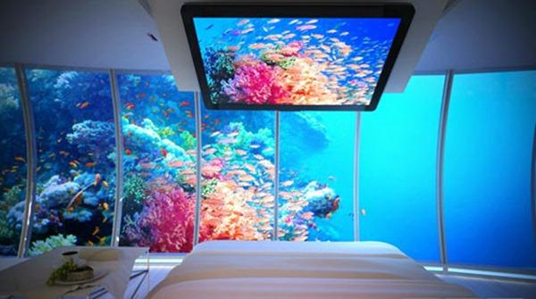 فندق تحت البحر
