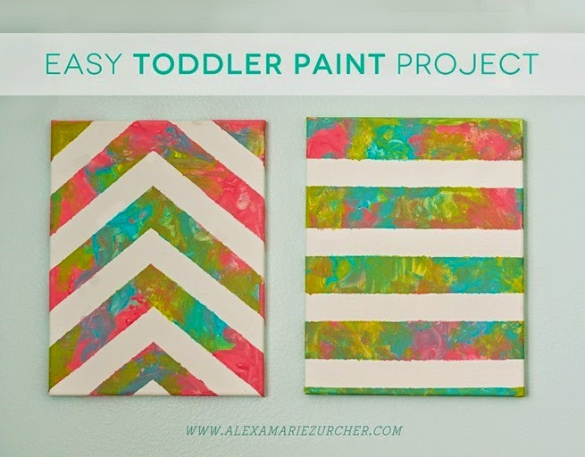 toddler paint