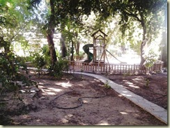 Park in New Rhodes Town (Small)