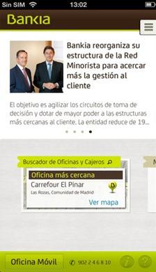 Apple incursiona en los sistemas de pagos electr nicos con for Bankia oficina movil