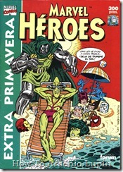 P00084 - Marvel Heroes Especial  Primavera.howtoarsenio.blogspot.com