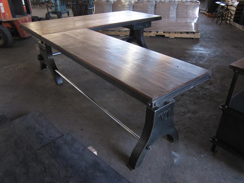 vintage industrial desk - Vintage Industrial Desk Vintage Industrial Furniture