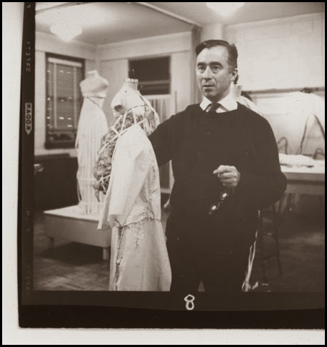 James at work c. 1950