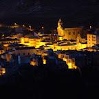 Cattolica di notte - foto Domenico Oliveri