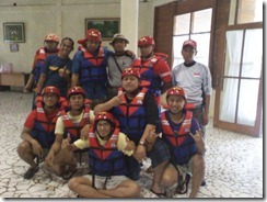 outbound rafting kampoeng caringin