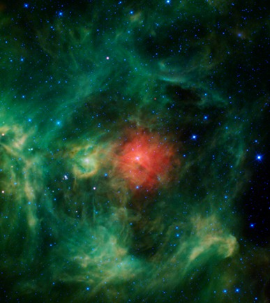 nebulosa Barnard 3