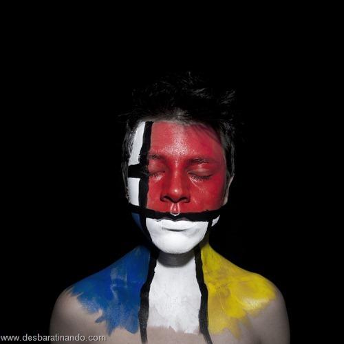 pintura de rosto desbaratinando (7)