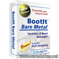 TeraByte Unlimited BootIt Bare Metal 1.34 Retail