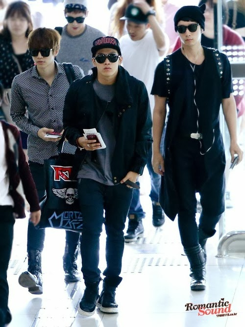 Kpop Stars Airport Fashion Styles Swag Baby