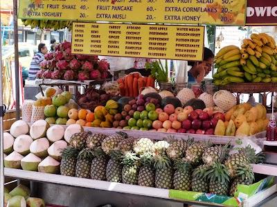 Fructe exotice Thailanda