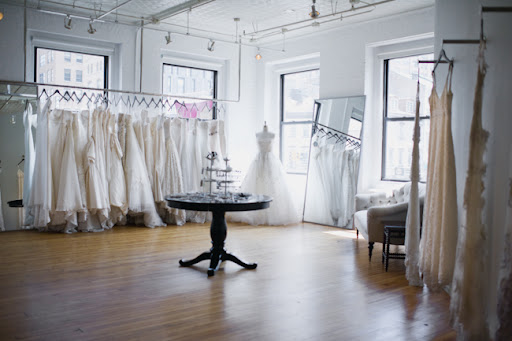 Gabriella New York Bridal Salon, photograph by Trent Bailey Photography