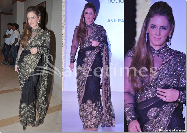 Black_Neeta_Lulla_Saree