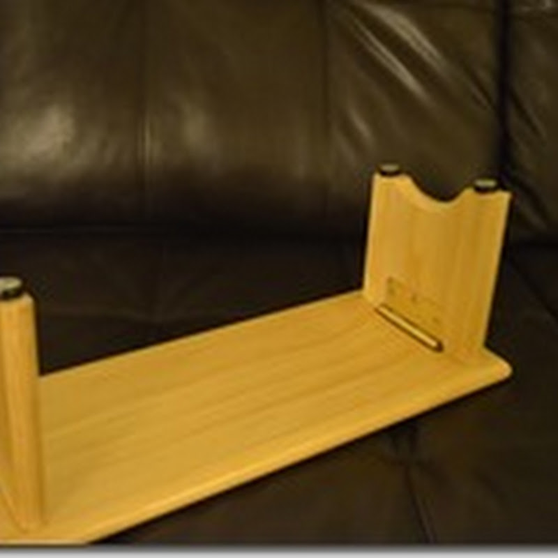 Weekend Carpentry: Wall Shelf