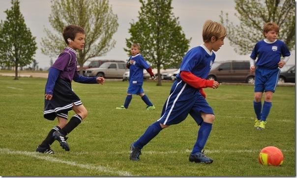 Ben Soccer 1