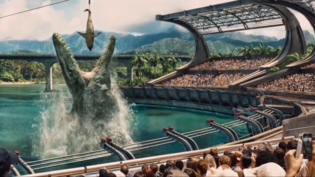 Este es el prometedor tráiler de Jurassic World (Subtitulado)
