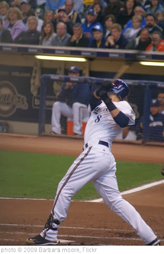 'Ryan Braun' photo (c) 2009, Barbara moore - license: http://creativecommons.org/licenses/by-sa/2.0/