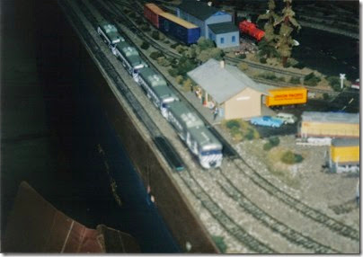 08 LK&R Layout at GATS in Portland, Oregon in October 1998